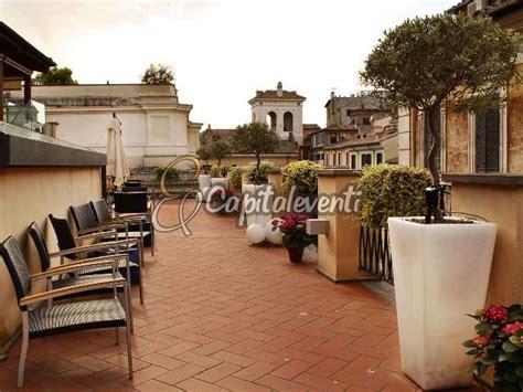 hotel con terrazza roma terrazza dei cesari roma roof garden per feste roma