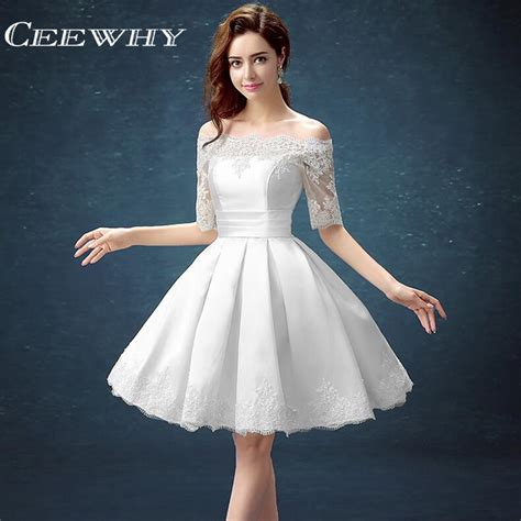 white  sleeve ball gown embroidery lace special