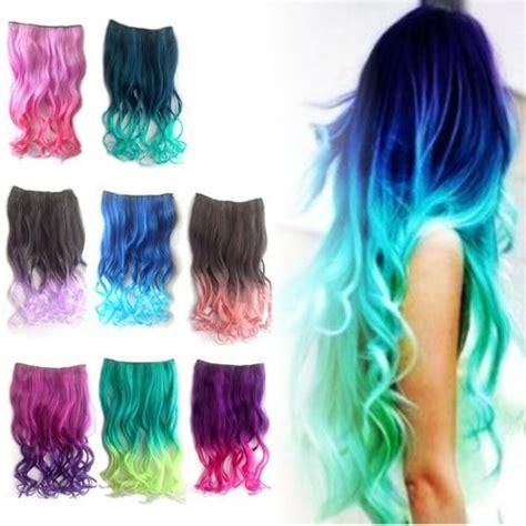 imagenes para pintar el cabello extensiones de cabello de colores