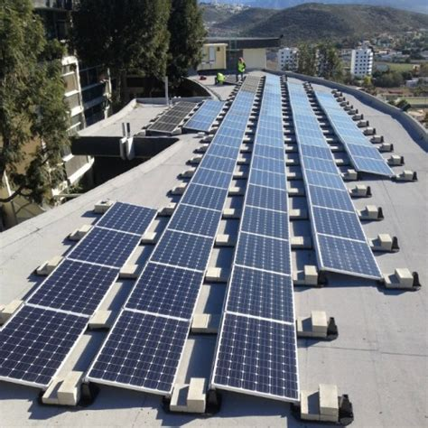 Ballasted Solar Racking by What S Up With Solar Ballast