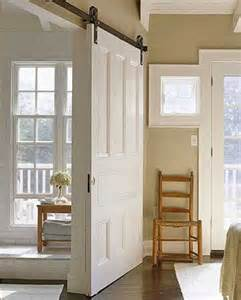 How To Build An Interior Barn Door How To Build A Sliding Barn Door The Interior Part