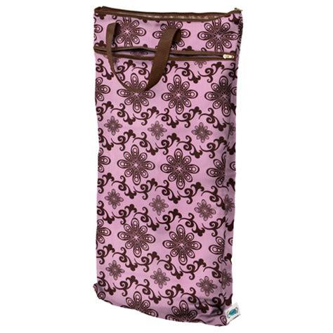 Planet Wise Wetdry April Flowers planet wise hanging bags