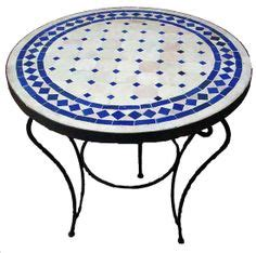 Change Table To Table Classic 2 Style Evergreen 21 5 Blue And Green Mosaic Tile Outdoor Patio Garden Side Table Jpg 334 215 500