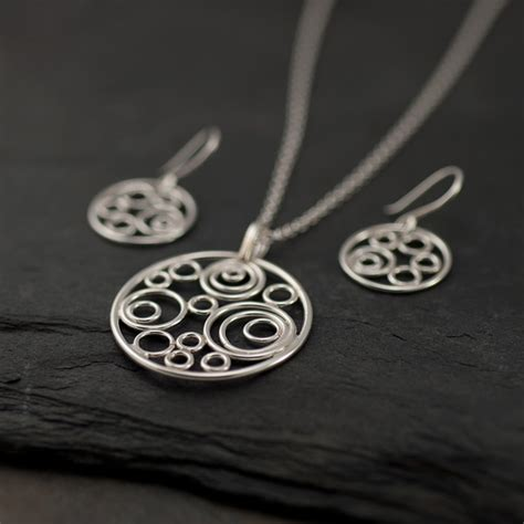 Handcrafted Sterling Silver Jewelry - handmade argentium sterling silver jewelry handmade