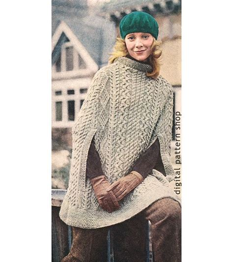 knitted cape pattern 17 best ideas about cape pattern on diy cape