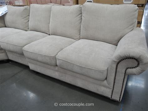 marks and cohen laurel fabric sectional the knownledge