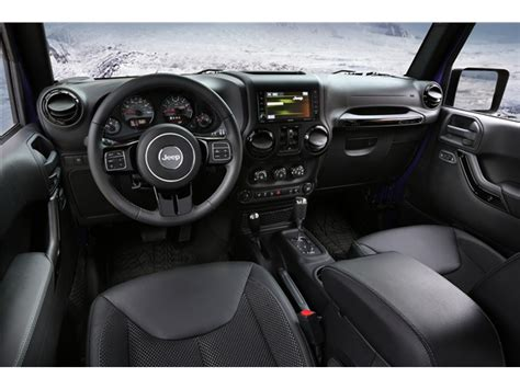 Jeep Wrangler Interior by 2017 Jeep Wrangler Pictures 2017 Jeep Wrangler 1 U S News World Report