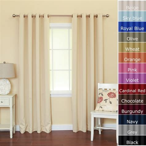 104 inch curtains best home fashion thermal insulated blackout curtains with