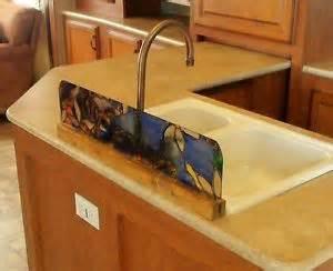 splash guard for bathroom sink sink splash guard ebay