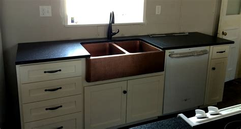 Black Leather Granite Kitchen by Leathered Granite Counter Tops Christinas Adventures