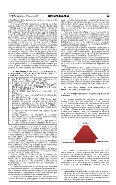 decreto supremo 024 2016 energia y minas decreto supremo n 186 005 2017 tr aprueban el plan nacional
