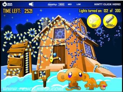 monkey go happy lights monkey go happy 3 expansion minigame walkthrough 4976
