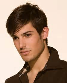 cut hair styles classic man s hairstyle cut around the ears and low along