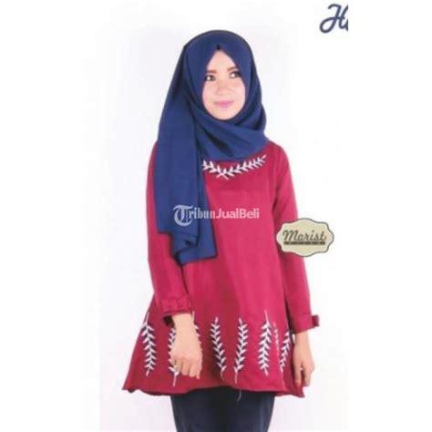 Baju Tunik Murah Baju Blouse Wanita Baju Ootd Hijaber 39 baju atasan wanita hiaka blouse hotd terbaru harga murah