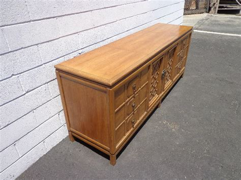 dresser vintage thomasville tamerlane furniture asian
