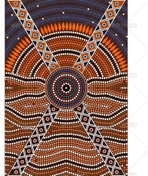 aboriginal dot templates for aboriginal dot templates graphicriver aboriginal dot