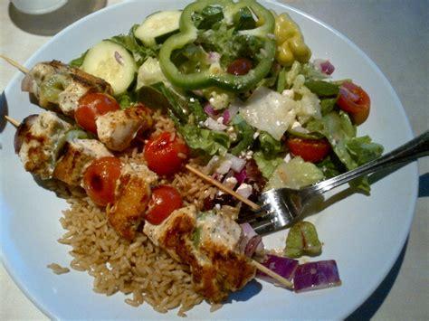 Zoes Kitchen by Zoe S Kitchen Restaurant Gluten Free Menu Review