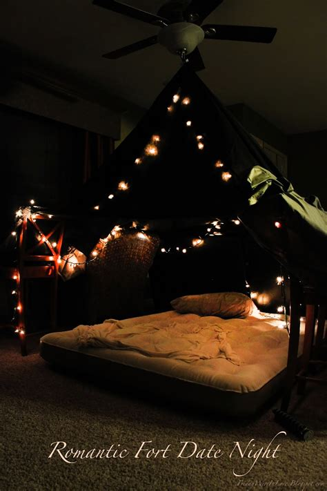 planning a romantic evening at home friday we re in love romantic fort date night