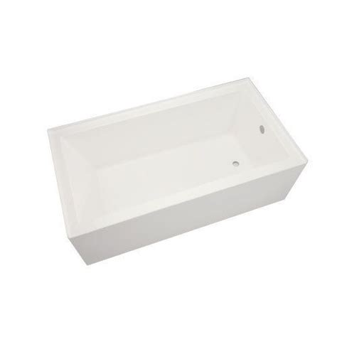 mirabelle bathtub mirabelle mireds6032rbs edenton 60 x 32 soaking tub