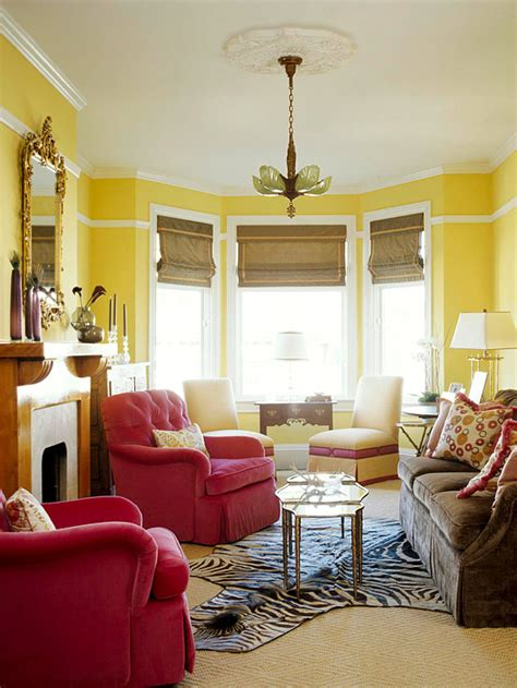 yellow living room walls yellow living room design ideas