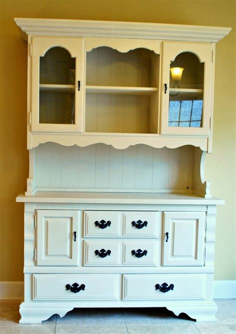chalk paint hutch craigslist hutch makeover with sloan chalk paint