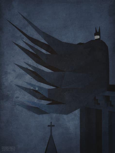 wallpaper batman low poly batman blendernation