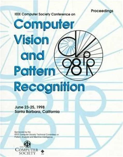 pattern recognition conference proceedings 1998 ieee computer society conference on