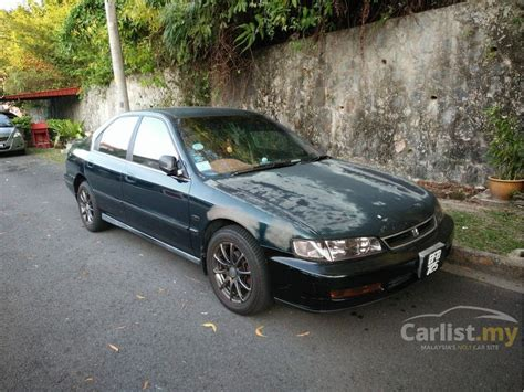 how to sell used cars 1997 honda accord instrument cluster honda accord 1997 exi 2 2 in kuala lumpur automatic sedan green for rm 6 600 3131422 carlist my