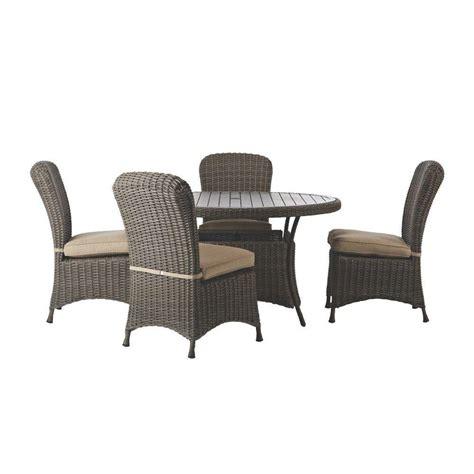 martha stewart living room furniture sets pieces martha stewart living lake adela weathered grey 5 piece