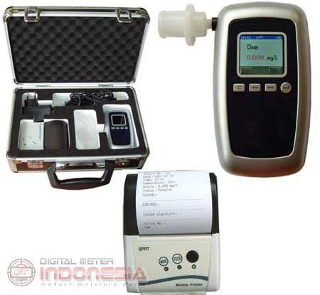 Amt8100 Digital Alkohol Tester alkohol tester test nafas mulut amt8100