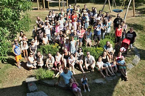 kindergarten hausen kindergarten in hausen feierte sommerfest stuttgart