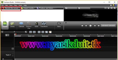 cara membuat video tutorial menggunakan camtasia studio 7 cara membuat video tutorial menggunakan camtasia studio