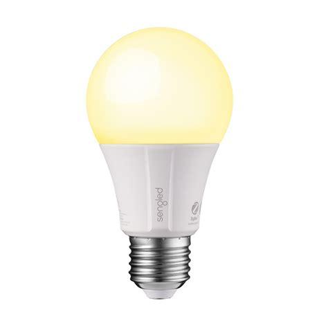 led light bulb deals sengled element classic smart a19 60w equivalent led light bulb slickdeals net
