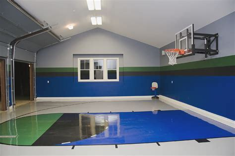 21974 Garage   Contemporary   Home Gym   Minneapolis   by