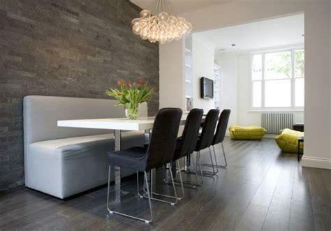 klappbarer küchentisch esszimmer idee sofa