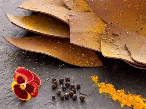 Recette Tuile Au Chocolat by Tuile Au Chocolat Et Curcuma Top Sant 233