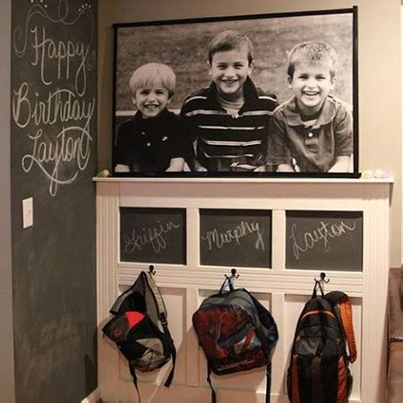 chalkboard paint builders warehouse home dzine crafts and hobbies great ideas for using rust