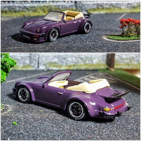 Hot Wheels Porsche by Porsche 934rsr To 911cab Custom Hotwheels Diecast Cars