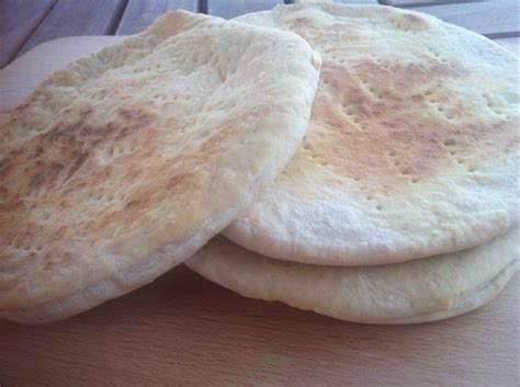 Handmade Pita - the easiest pita bread recipe my dish