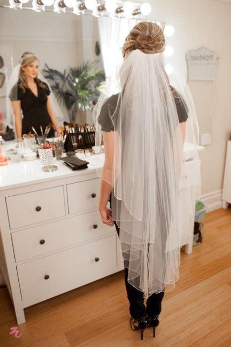 Wedding Hair And Makeup San Jose by Half Up Half Updo Wedding Hair Stylist Veil
