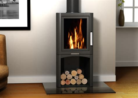 wood burning stove design ideas