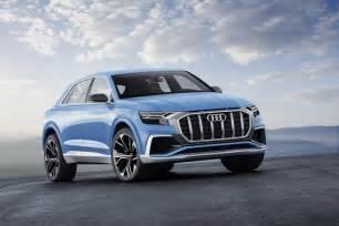 Audi Detroit Auto Show 2017 Detroit Auto Show Top 5 Concept Cars Exhibit Magazine