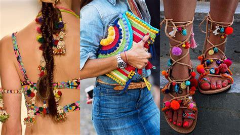 Fashion Pompom 6621 21 pom pom accessories for your inner bohemian spirit