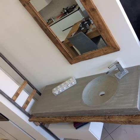 lavello bagno sospeso bagno sospeso nature design top legno e lavello in