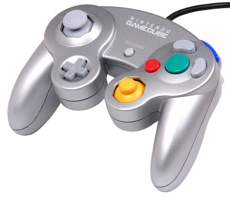gamecube layout what are your all time favorite console controllers