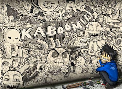 warih gambar grafiti keren azik dhono warih