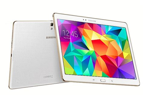 second samsung galaxy tab s should arrive later this