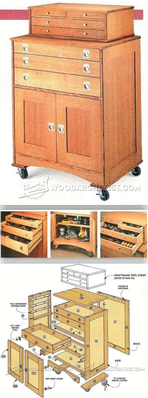 rolling tool cabinet plans 488 best workshop solutions images on pinterest