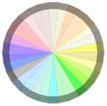 pastel color wheel louise bramhill interiors