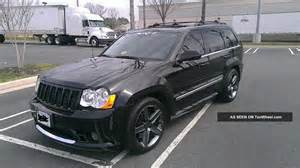 2008 jeep grand srt8 30k in extras nicest srt on ebay
